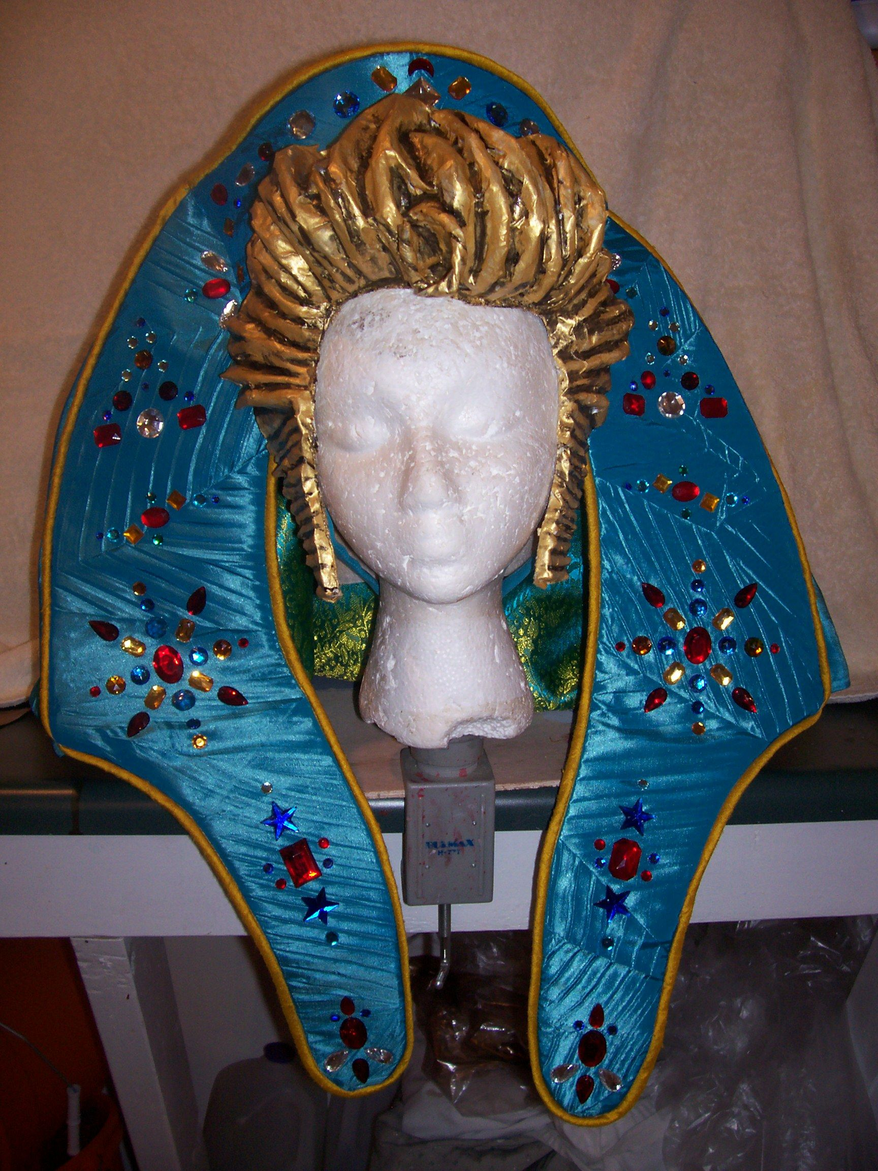 The Pharoh From Barter Theatre S Production Of Joseph And