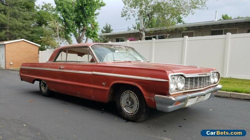 Car For Sale 1964 Chevrolet Impala