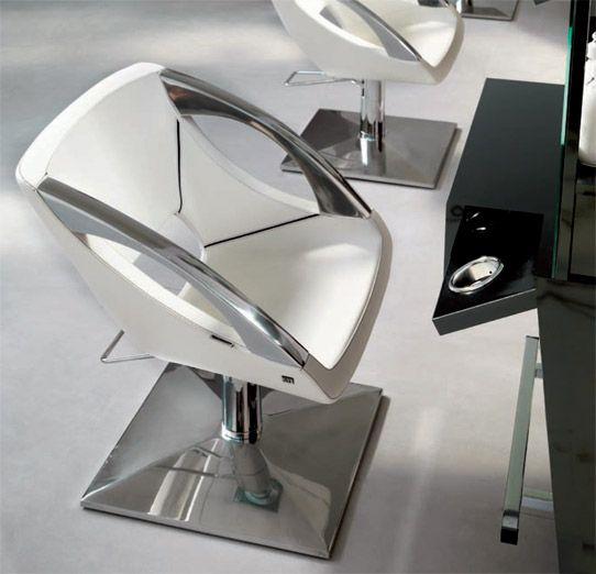 Fauteuil salon de coiffure et esth tique nelly l gance - Location de fauteuil en salon de coiffure ...