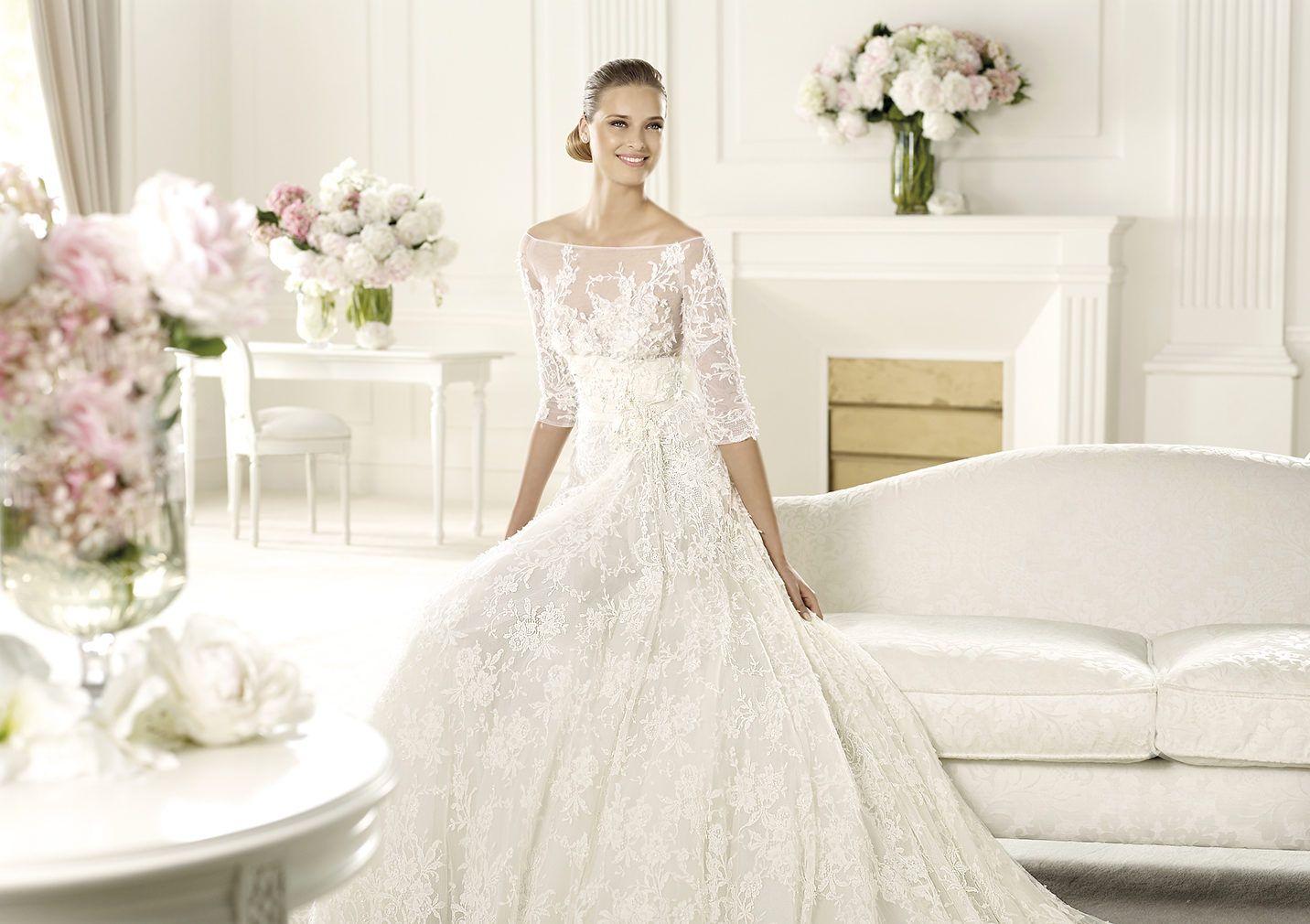 Folie wedding dress 2014 gorgeous gowns pinterest casamento folie wedding dress 2014 junglespirit Image collections