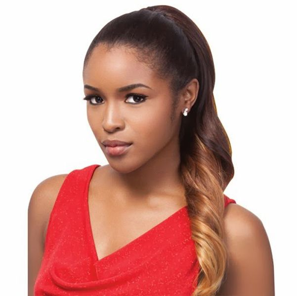 Ponytail hairstyles for black hair with weave - Ponytail Hairstyles For Black Hair With Weave My