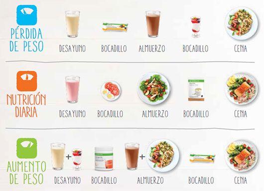 Plan de dieta pérdida de peso pdf