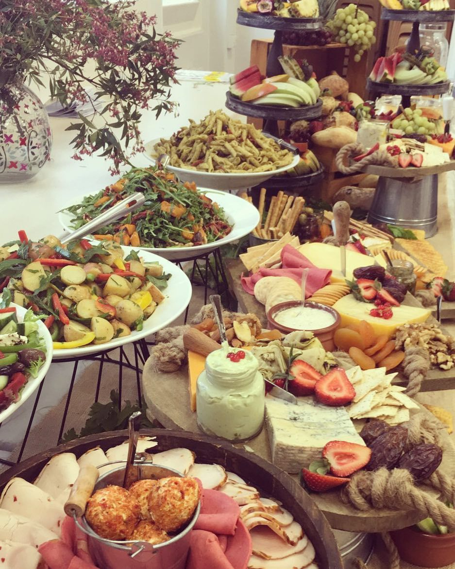 More From Our Fabulous Weekend Of Events #events #catering