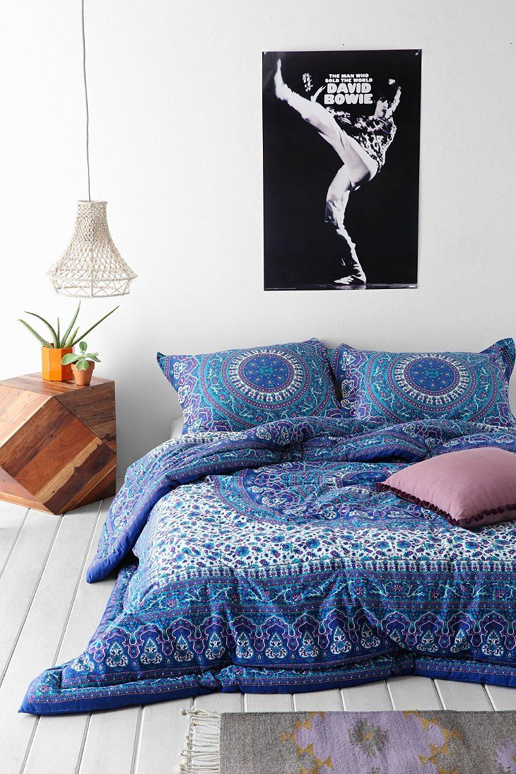 Magical Thinking Ophelia Medallion Comforter Urban Outfitters