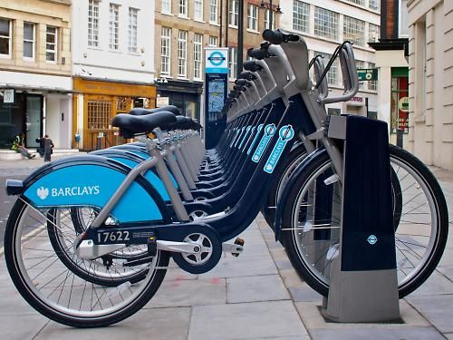 Boris Bikes Get Royal Seal Of Approval They Re Lovely Says