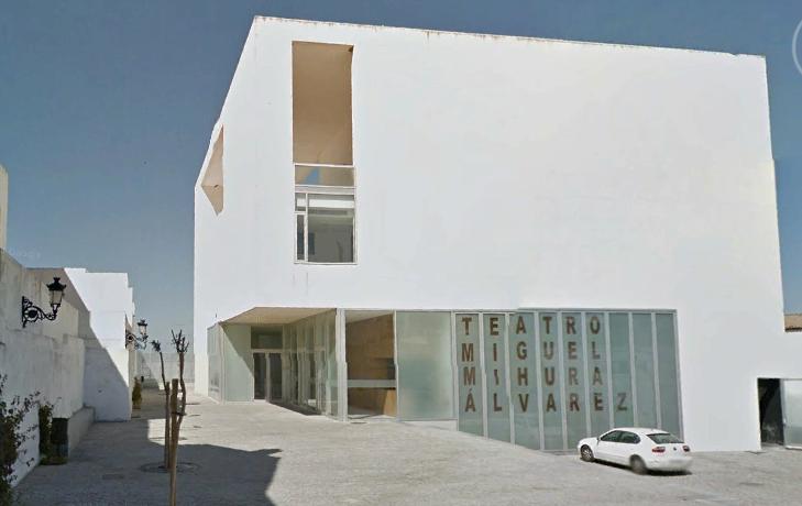 Teatro Miguel Mihura Alvarez, Medina Sidonia (Cádiz)
