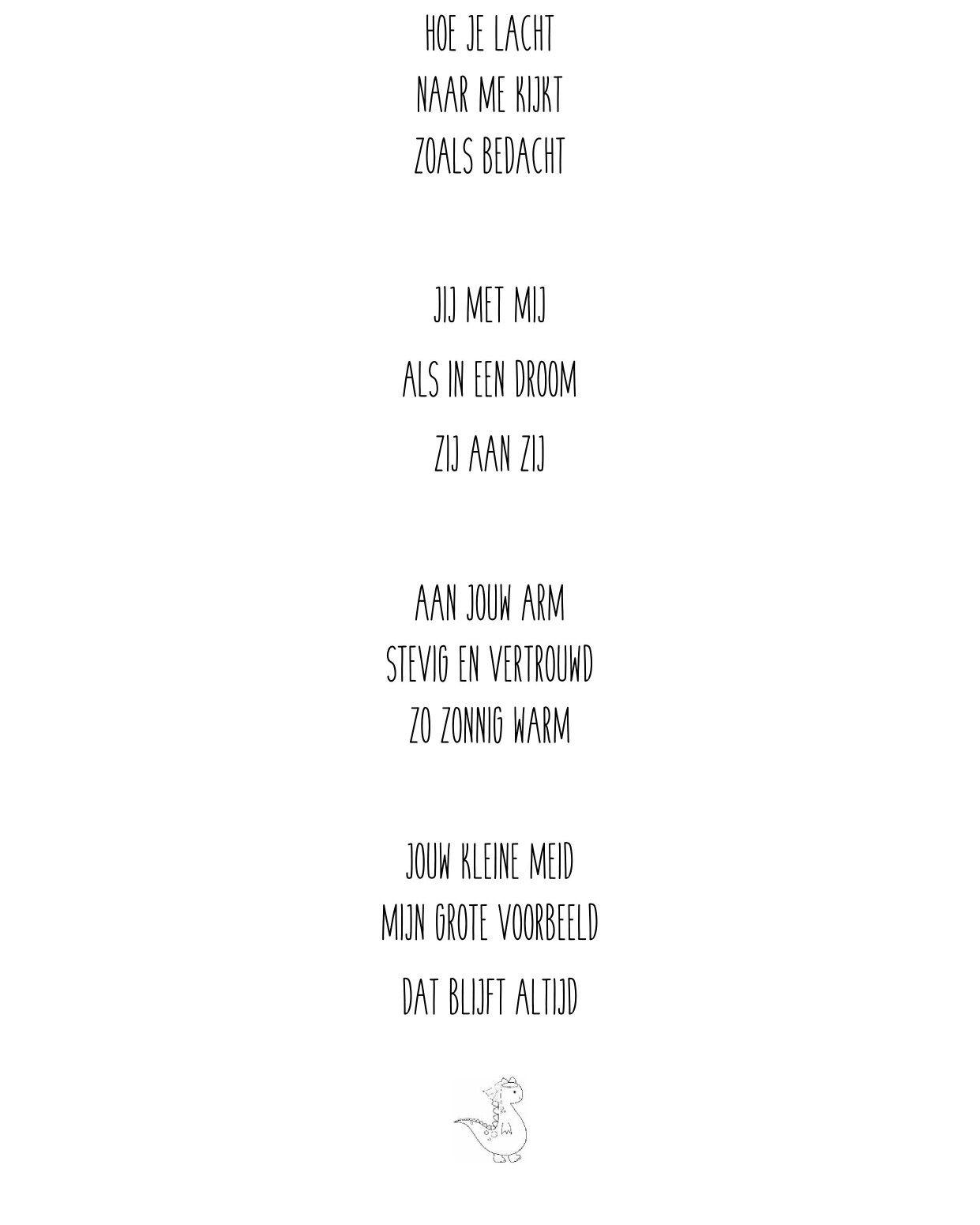 Gedicht Vader Van De Bruid Trouwen2punt0