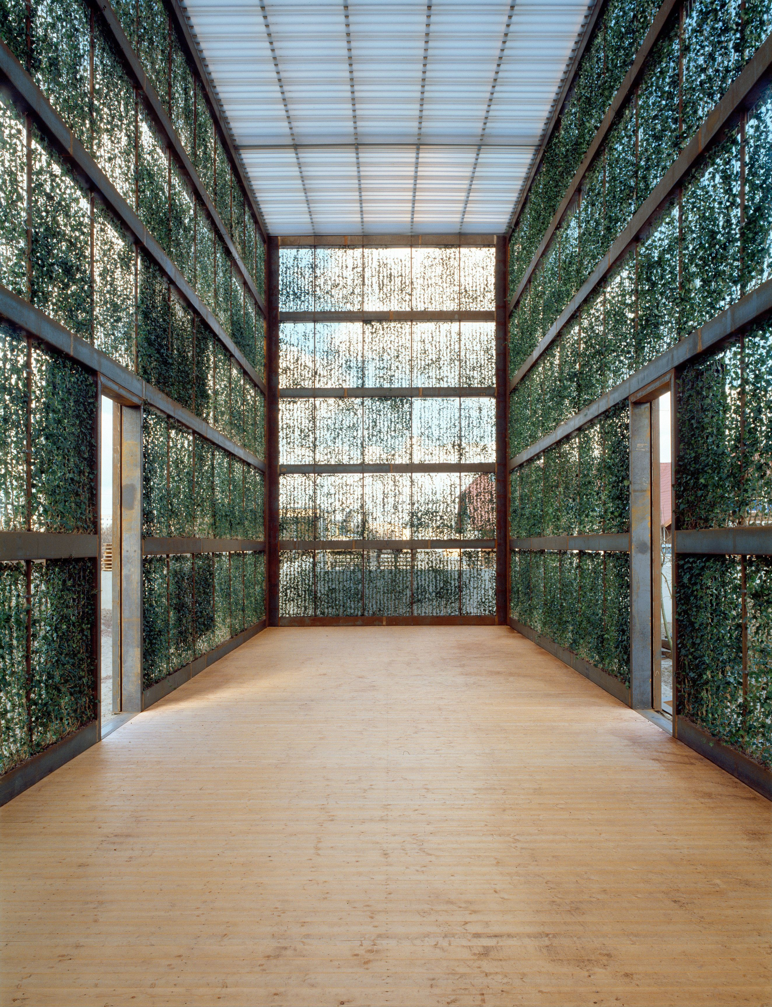 The Surprising Ways These Buildings Let In Light Without - Building architectural windows