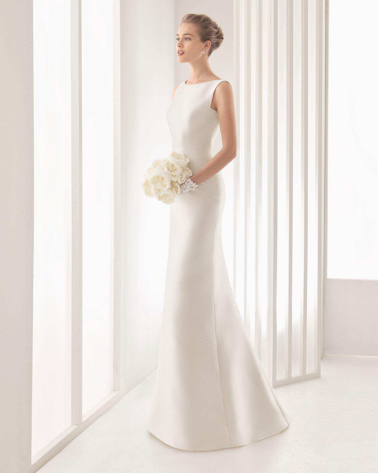 Navar - 2017 Bridal Collection. Rosa Clará. | Wedding dress, Luxe ...