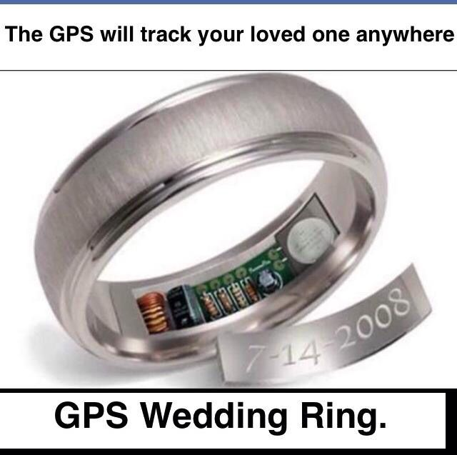 Wedding ring funny