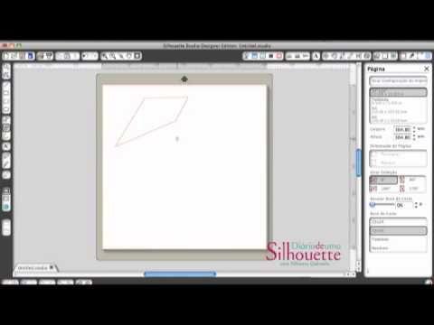 Ferramentas De Desenho Do Software Silhouette Studio Ferramentas