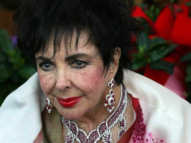 How Old Was Liz Taylor When She Died