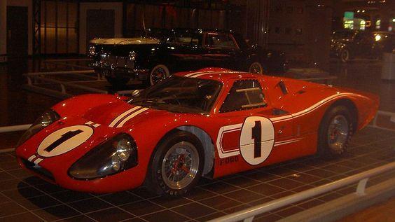 Ford GT40 Mark IV