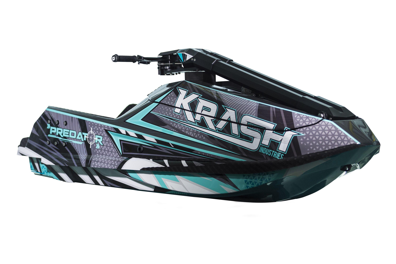 2020 Krash Predator Specs Hp Top Speed Prices Dimensions Jetdrift Jet Ski Predator Waverunner
