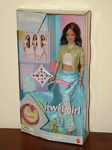 Teresa Ever Flex Barbie 2000