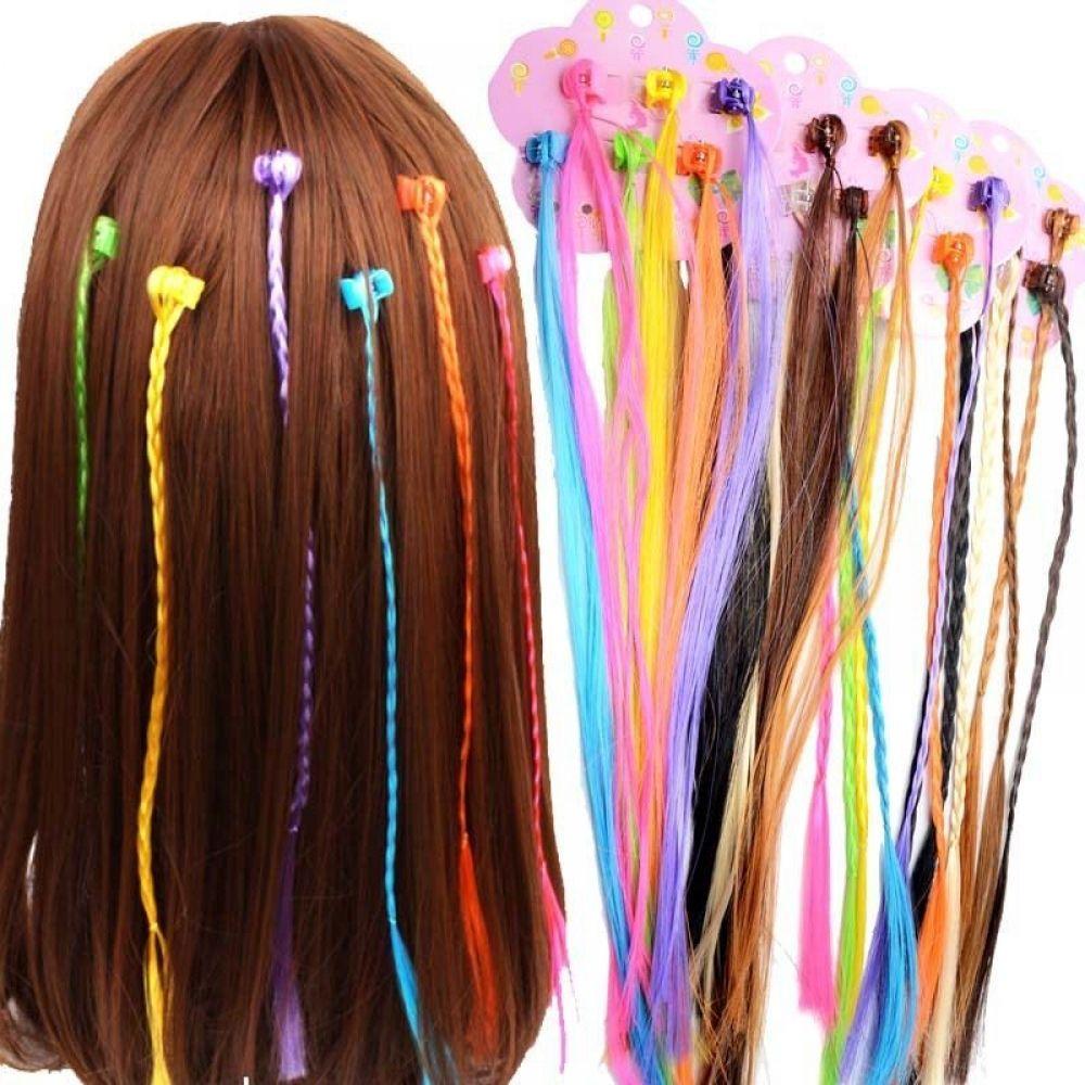 Pin By Gflashy Online Shop On Kids Wigs Twist Braids Fashion Hair Accessories Kids Hair Clips