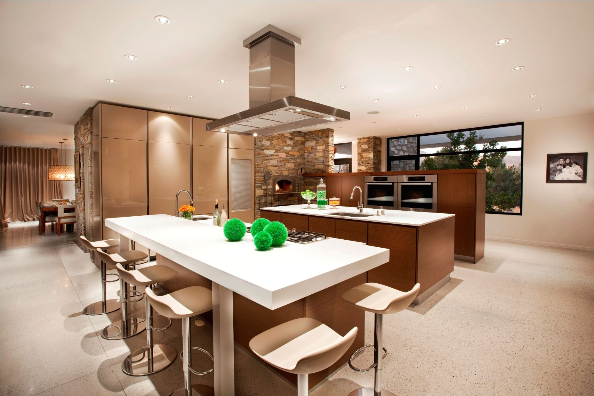 Open Floor Plans A Trend For Modern Living Open Plan Kitchen