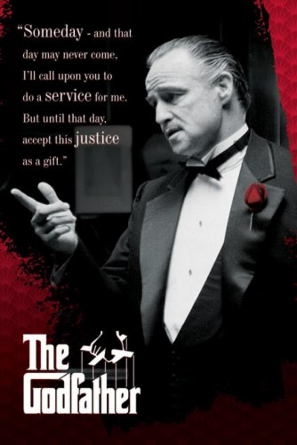 Maxi Poster - The Godfather Someday (61 x 91 5cm) 1214