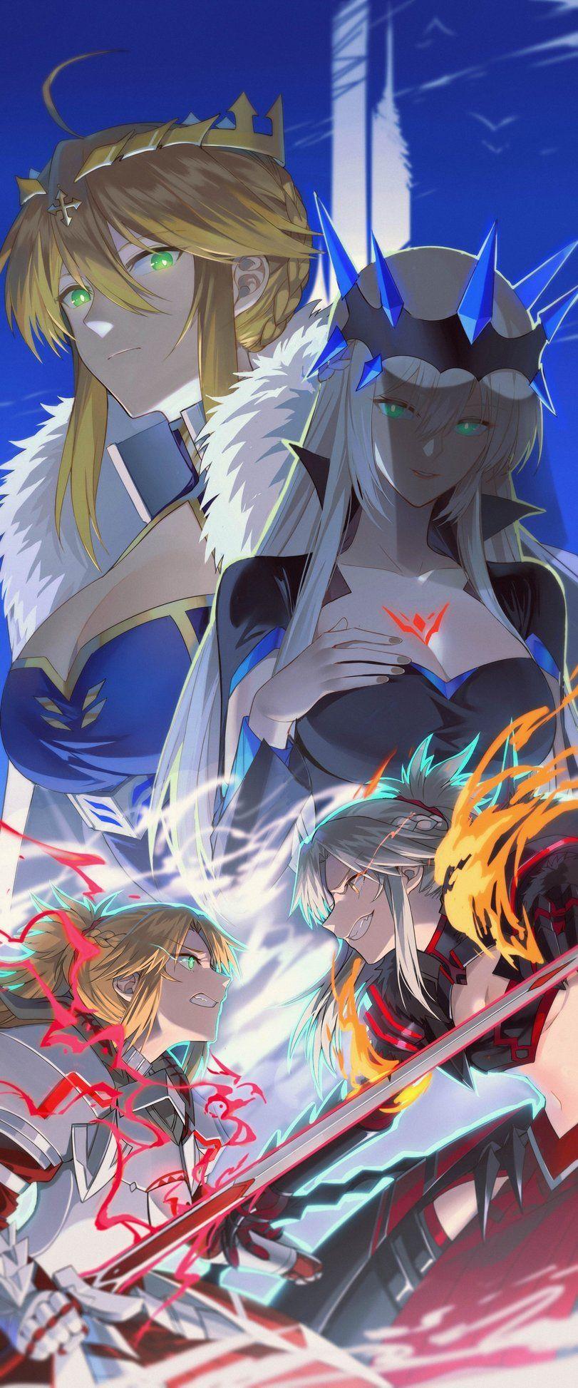Artoria Pendragon Lancer (Fate/grand order),Fate/Grand