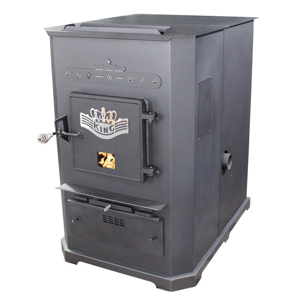 Us Stove 3 000 Sq Ft Multi Fuel Furnace Pellet Stove 8500 Pellet Stove Wood Pellet Stoves Us Stove Company