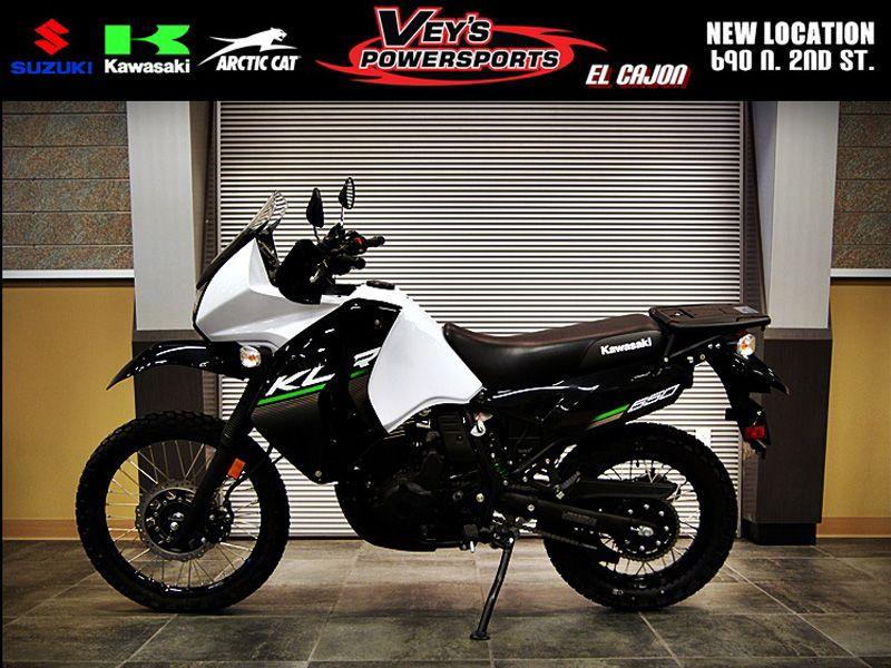 2015 Kawasaki KLR™ 650 Dual sport motorcycle