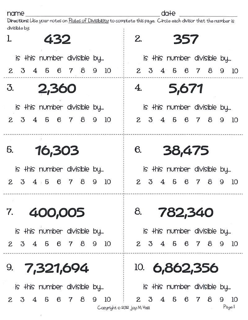 Divisibility Rules Worksheet Answers Homework Help Divisibility Custom Thesis Writi In 2020 Divisibility Rules Worksheet Divisibility Rules Divisibility Rules Practice