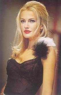 Karen Mulder for Chanel