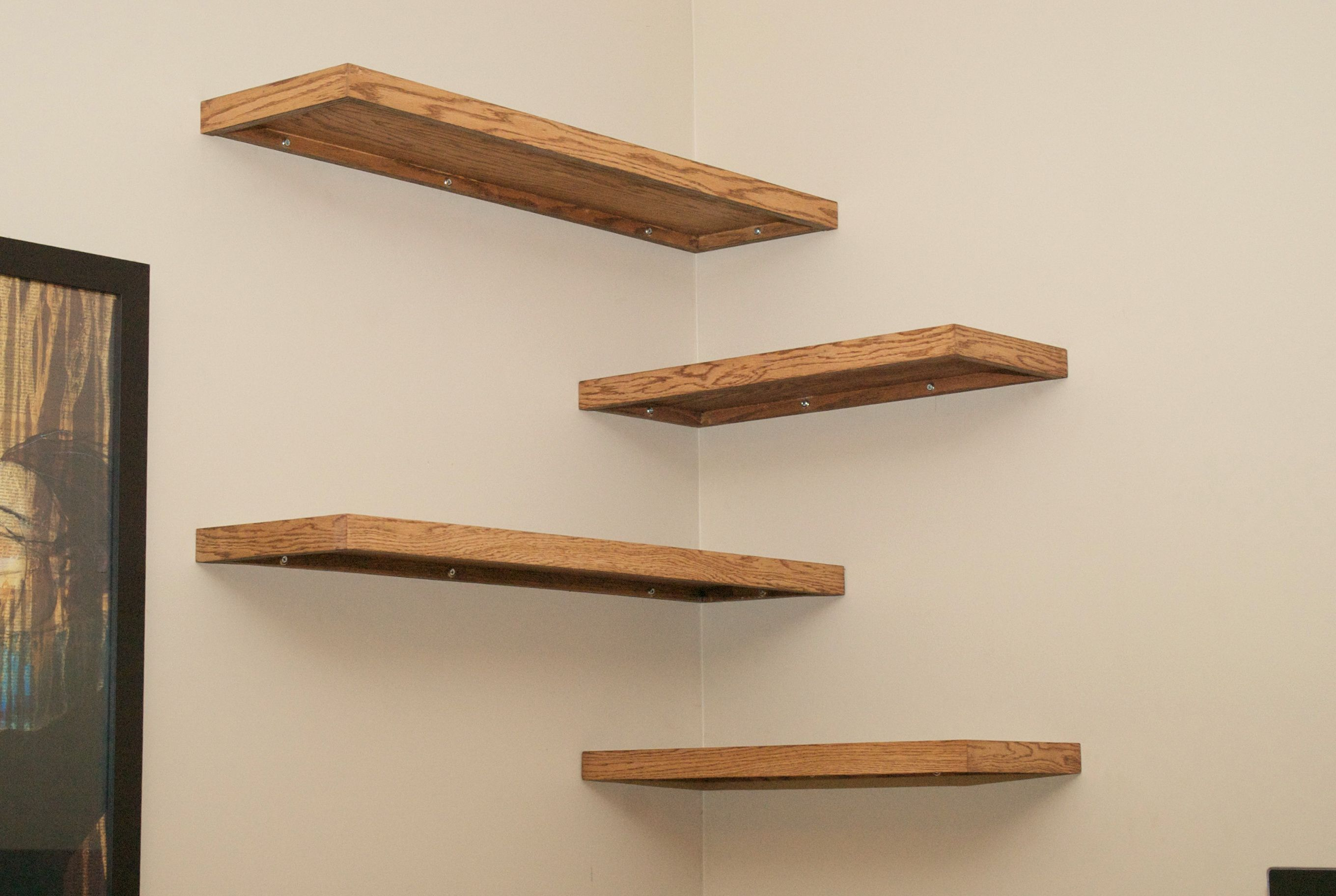 Wall To Wall Shelves image result for diy wall bookshelf | floating shelves diy