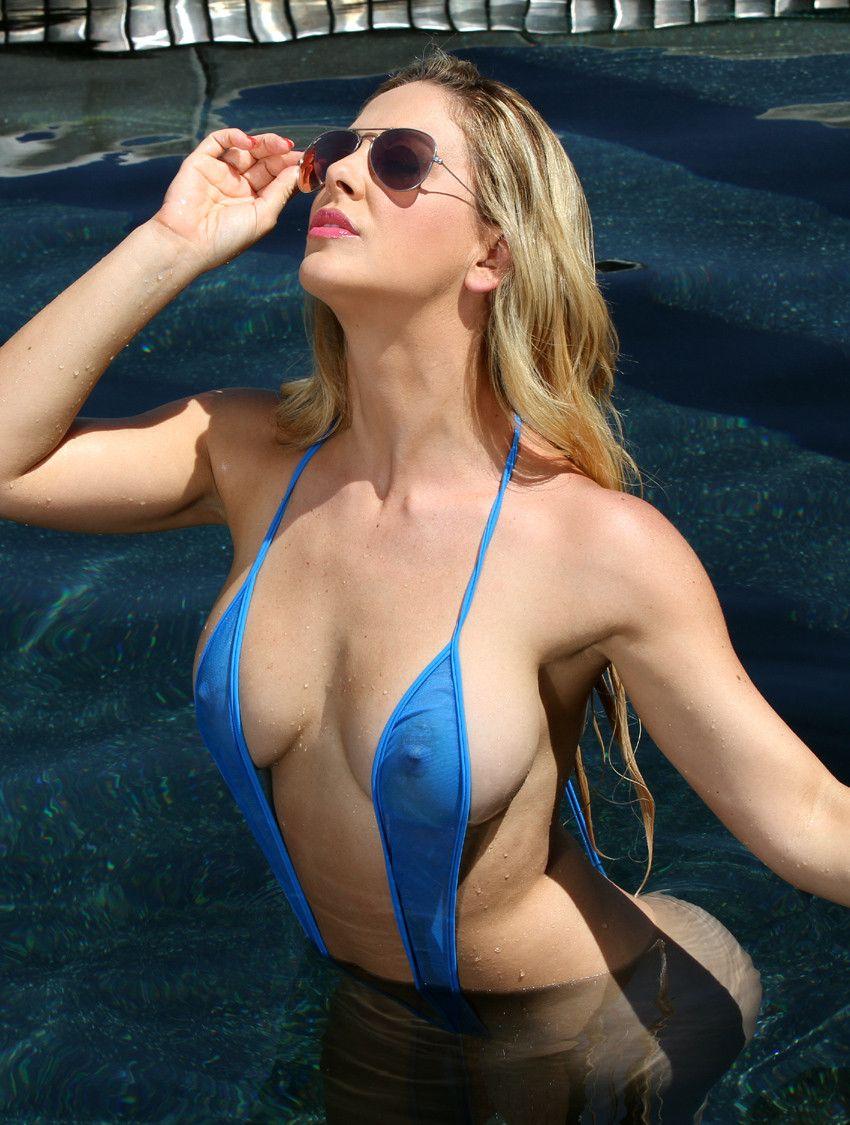 Milf slingshot bikini