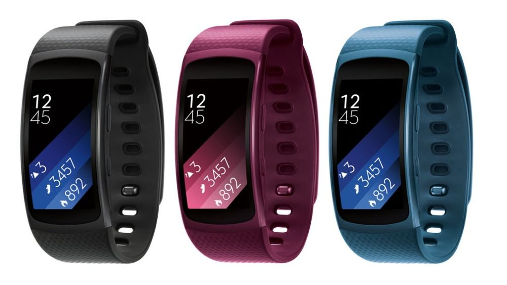 1 X Samsung Gear Fit2 Fitness Watch Buy From Brooklyn Ebay Samsung Gear Fit Fitness Watch Heart Rate Samsung Gear Fit 2