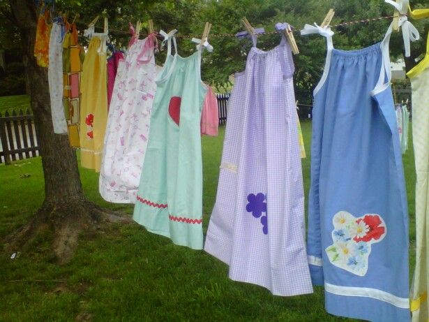 Pillowcase Dresses For Africa Little Dresses For Africa And Valerie From My Own Crafty Wonderland