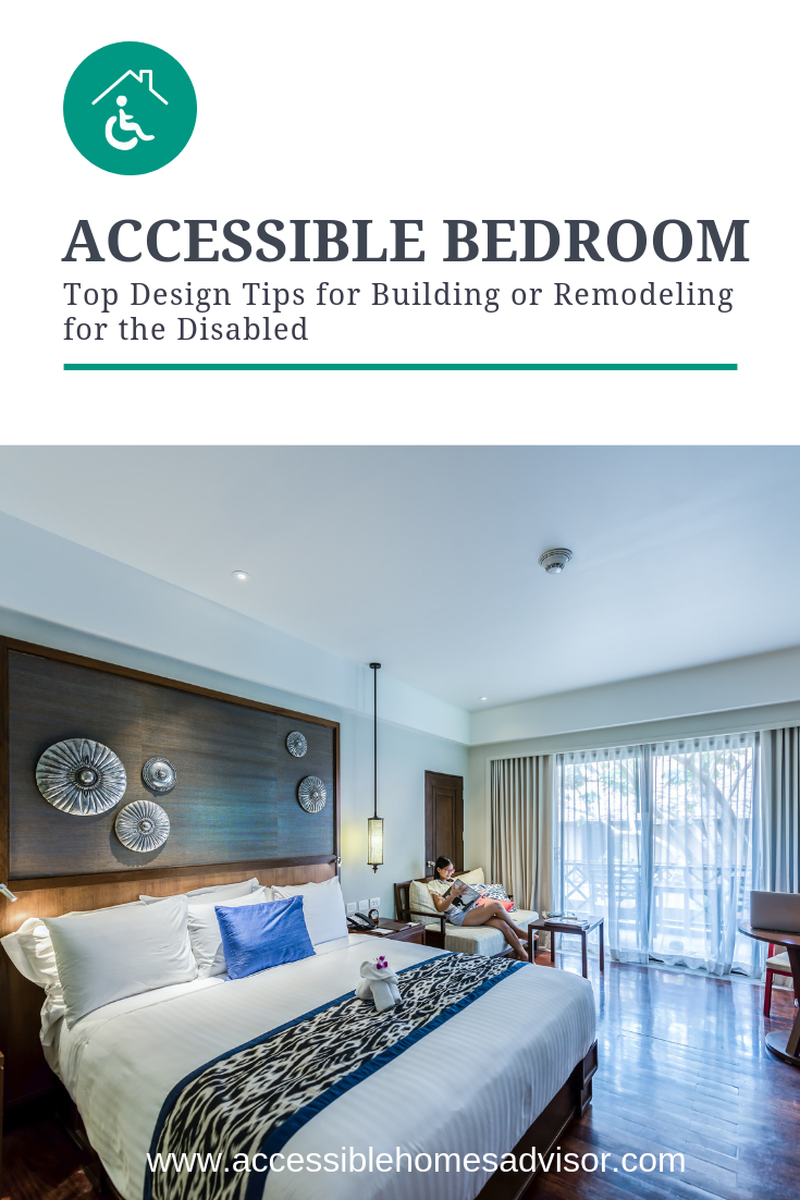 Accessible Bedroom Guide To Design And Remodeling For The Disabled Bedroom Guide Bedroom Design Home