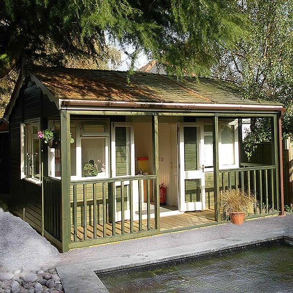 Another Man Shed. Nicely Done