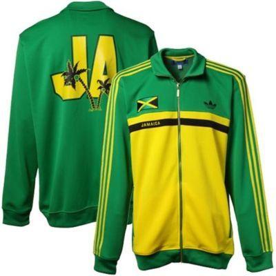 adidas jamaica jacket
