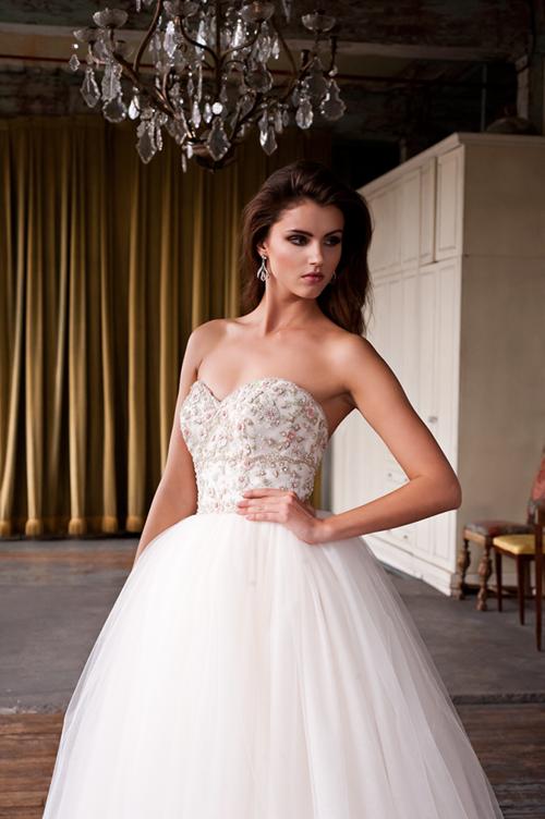 KleinfeldBridal.com: Enaura Bridal Couture: Bridal Gown: 3302140: Princess/Ball Gown: Natural Waist