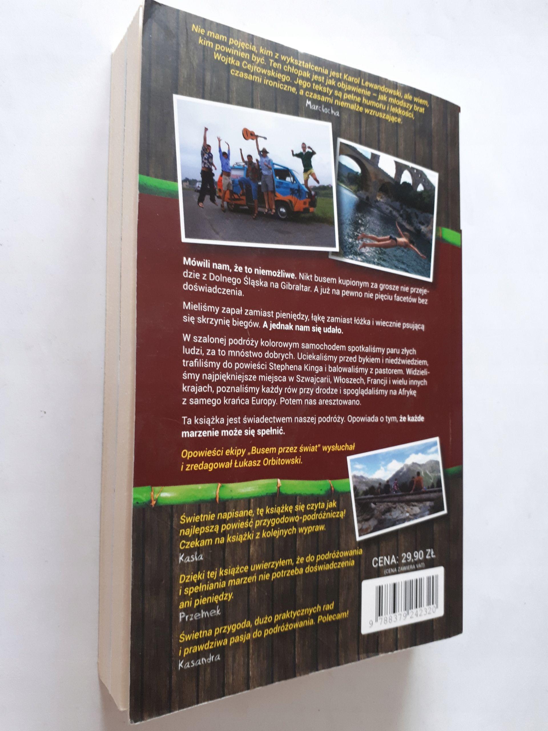Busem Przez Swiat Wyprawa Pierwsza M8 7461324063 Oficjalne Archiwum Allegro Book Worth Reading Book Cover Worth Reading