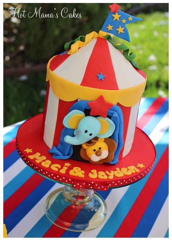 Circus Tent cake  sc 1 st  Pinterest & Circus Tent cake | Big Top/Circus Party | Pinterest | Cake ...