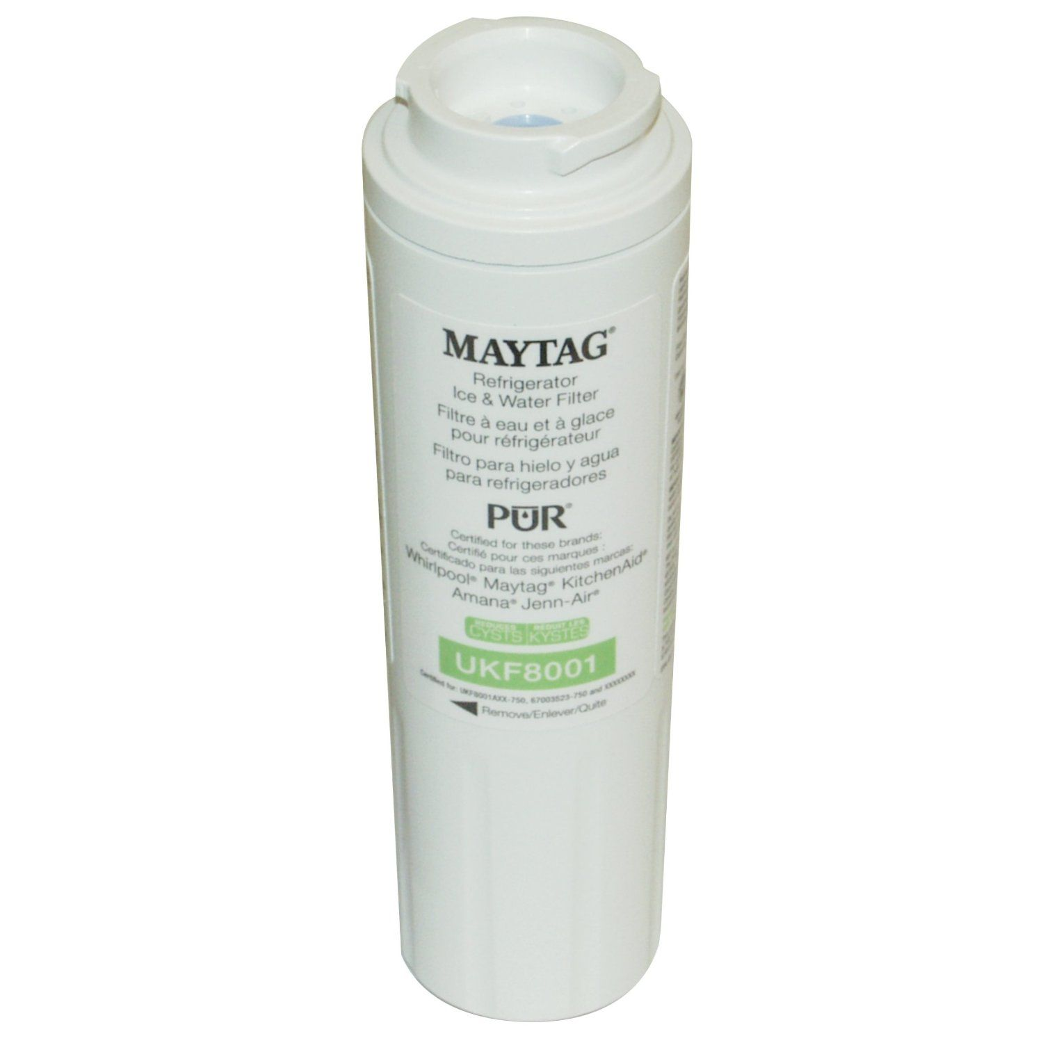 Maytag Ukf8001 Pur Refrigerator Cyst Water Filter 1 Pack