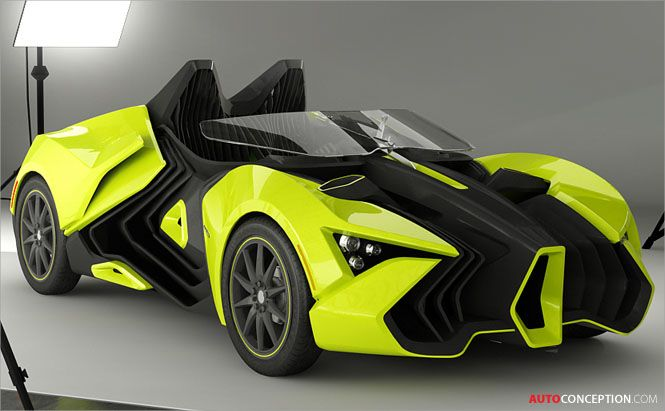 17 Best images about 3d Printed Cars on Pinterest | 3d printing ...