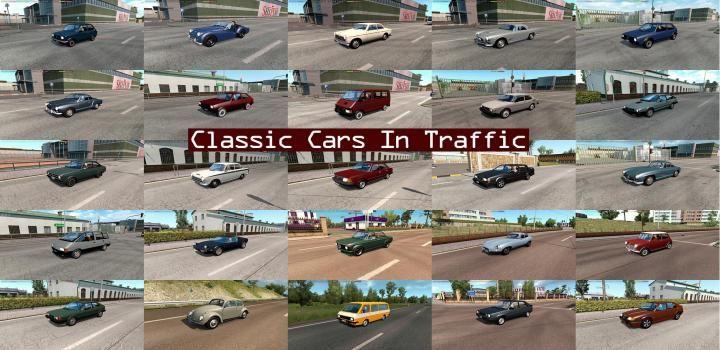 ETS2 - Bus Traffic Pack V7 7 (1 35 x)   Truck Simulator Mods