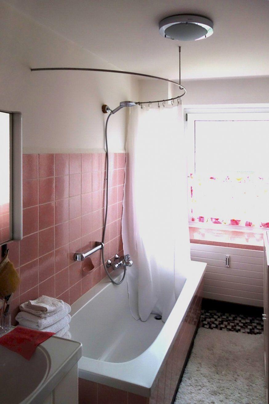 Duschvorhangstange Badewanne U Form Haus Design Ideen Duschvorhang Halterung Duschvorhang Duschvorhangstange