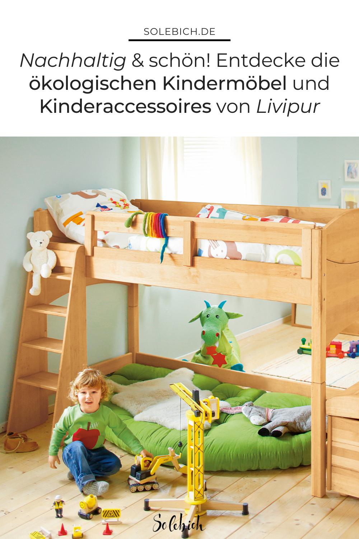 Ein langersehntes Hochbett für unsere Kinder – Das nachhaltige Bettsystem Lisa von Livipur ...