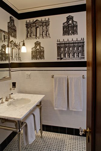 1920s bathroom design pictures remodel decor and ideas for Bathroom decor 1920 s