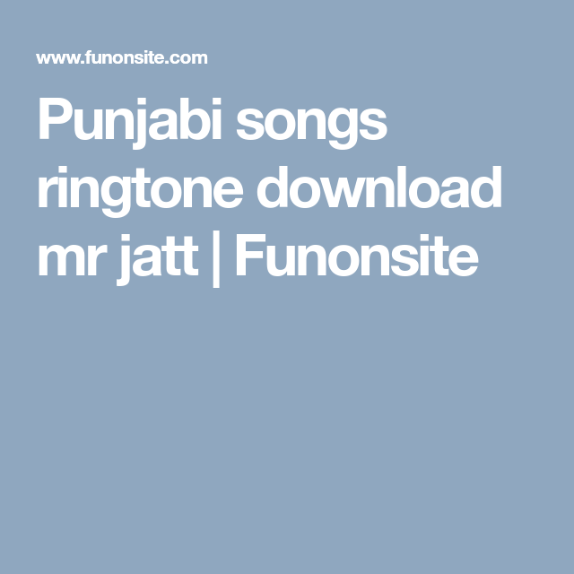 tere bina o sajna song ringtone download