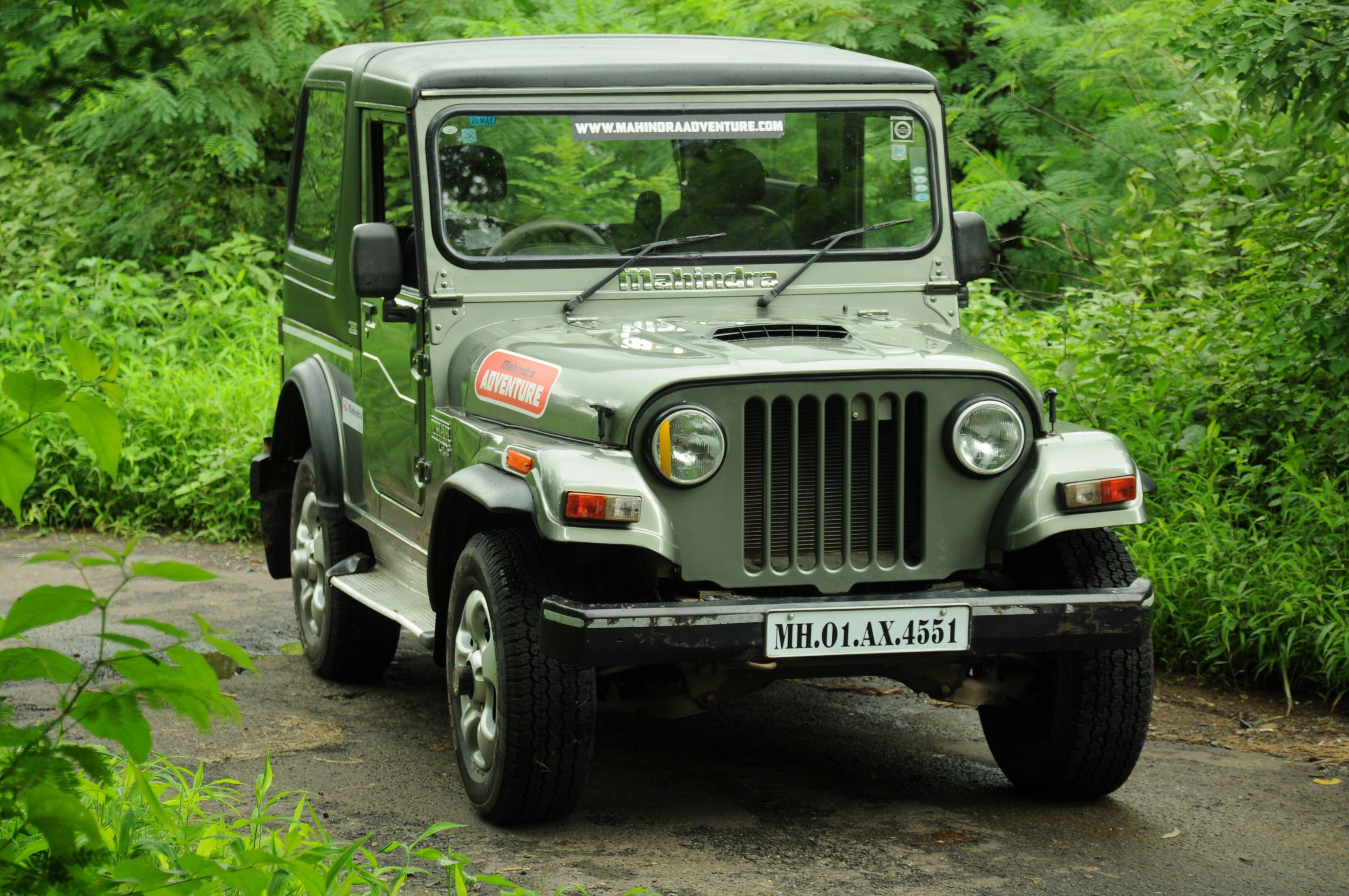 Mahindra Thar Hard Top Mahindra Thar Mahindra 4x4 Jeep