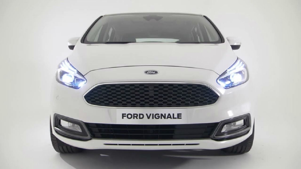 2017 Ford S MAX Vignale Interior And Exterior