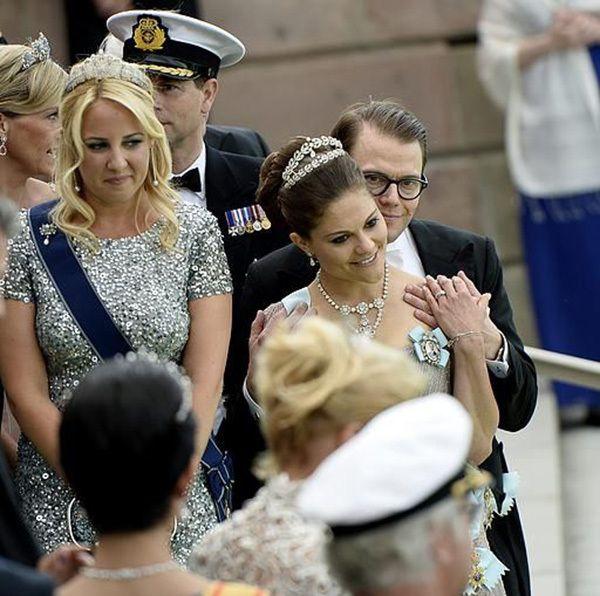 Crown Princess Victoria and Prince Daniel | Viktoria a ...
