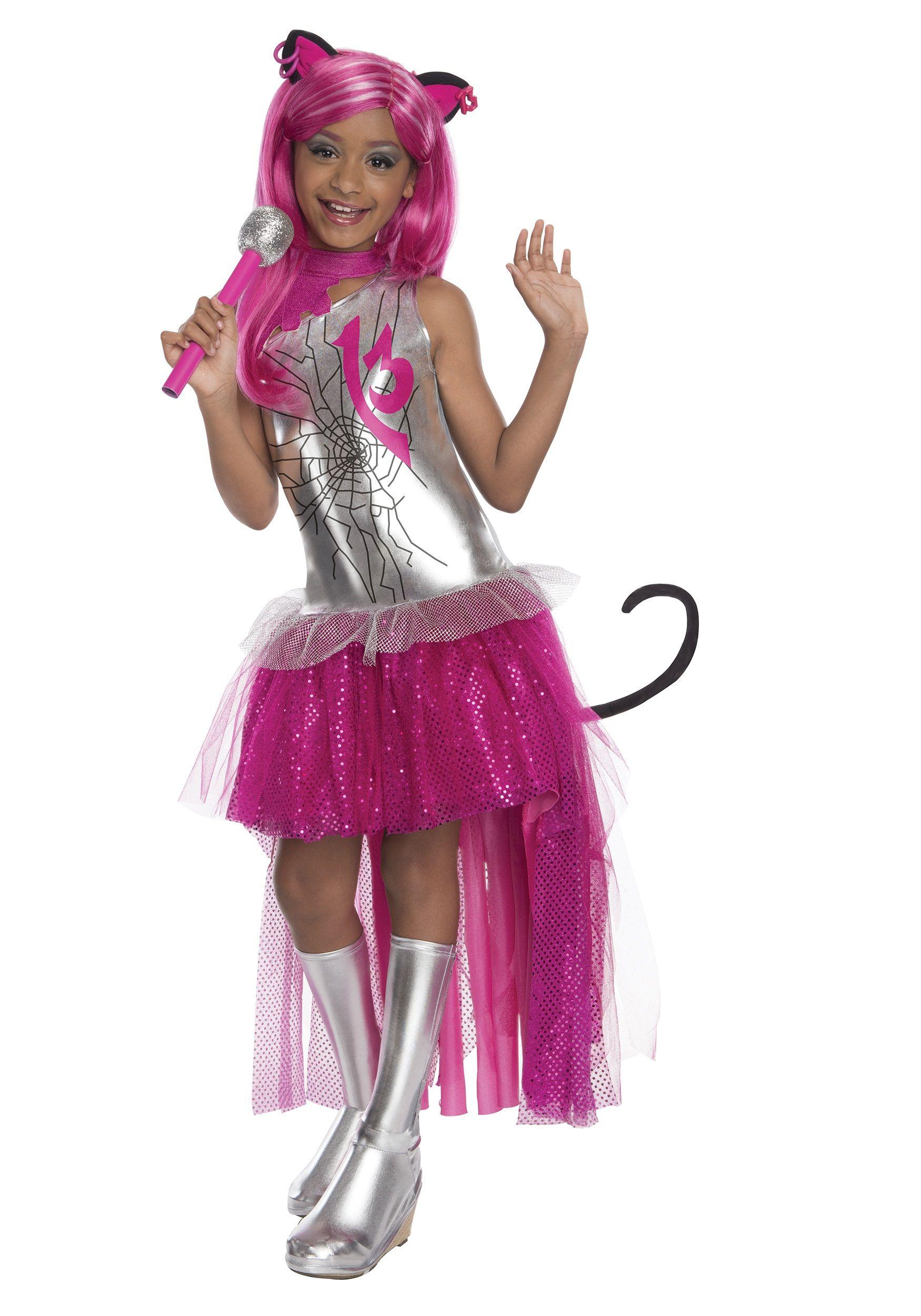 Monster High Catty Noir Costume Monster High Costume Monster High Halloween Costumes Monster High Halloween