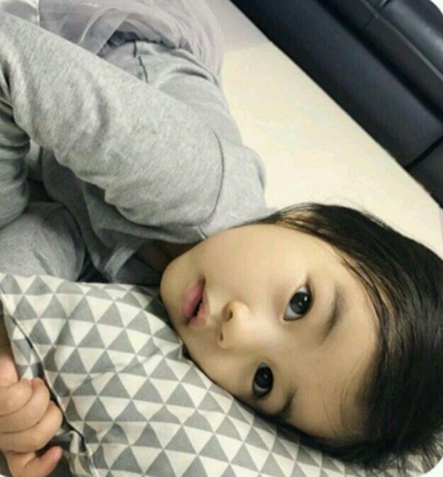 E se vc fosse Um K-idol Korean babies and Babies - baby born küche