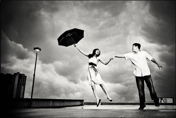 Dancin' in the Street (or Singin' in the Rain)